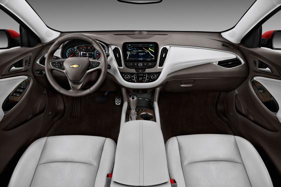 Slide 1 Of 11 2017 Chevrolet Malibu