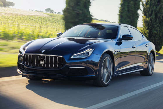 2019 Maserati Quattroporte Photos And Videos Msn Autos