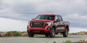 The 2019 GMC Sierra 1500 Is No Longer Just a Pricier Chevy Silverado: The all-new 2019 GMC Sierra 1500 separates itself with new technology and exclusive features.