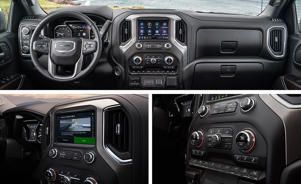 a close up of a car: The 2019 GMC Sierra 1500 Is No Longer Just a Pricier Chevy Silverado