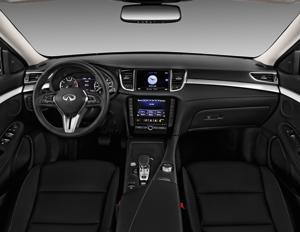 2019 Infiniti Qx50 Essential Interior Photos Msn Autos
