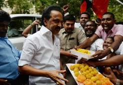 MK Stalin all set to become DMK boss