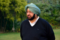 In 1984 furore, Amarinder names five Congressmen