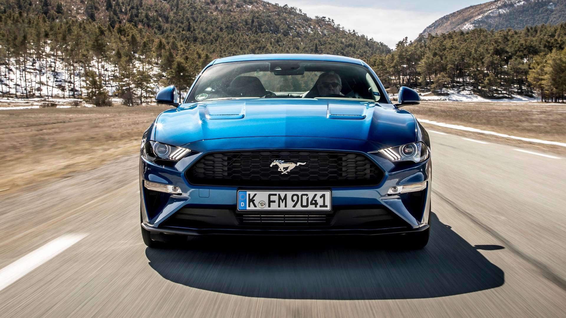 Ford pushes next gen mustang launch to 2021