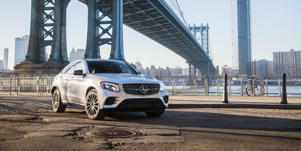 Exterior Design and Dimensions: All of the crossovers in this segment are nearly the same size, but the Mercedes-AMG GLC43 offers the least ground clearance.