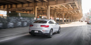Warranty and Maintenance Coverage: The Mercedes-AMG GLC43 offers a very basic four-year warranty with a 50,000-mile cutoff and nothing else to incentivize buyers.