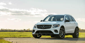 Engine and Transmission: The Mercedes-AMG GLC43's V-6 engine makes an authoritative 362 horsepower and 384 lb-ft of torque, enough to scoot this SUV from zero to 60 mph in 4.3 seconds.