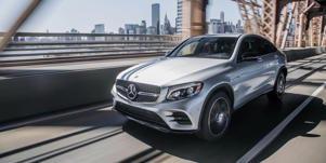 Performance and Driving Impressions: Mat the throttle in the Mercedes-AMG GLC43 and the twin-turbocharged V-6's 362 ponies buck hard and rocket you forward quicker than many rivals.