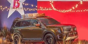 The 2020 Kia Telluride is a Not-Boring, Really Bold Three-Row Crossover: Kia has a new flagship large SUV, and it's called the Telluride.