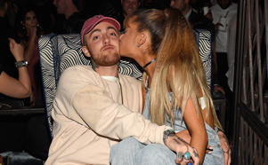 Ariana has continued to block comments on her Instagram account after vile trolls blamed her for Mac's death, with fans leaving nasty messages.