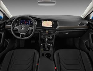 2019 Volkswagen Jetta 1 4t Sel Premium Sulev Interior Photos