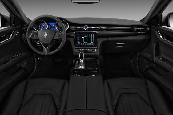 2019 Maserati Quattroporte Gts Gransport Interior Photos Msn Autos