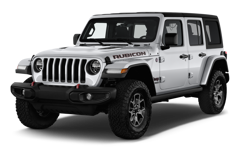 Jeep All-New Wrangler Unlimited