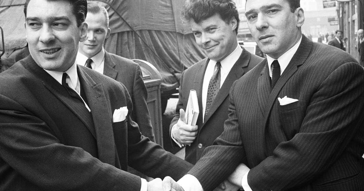Items once owned by Kray twins going under the hammer