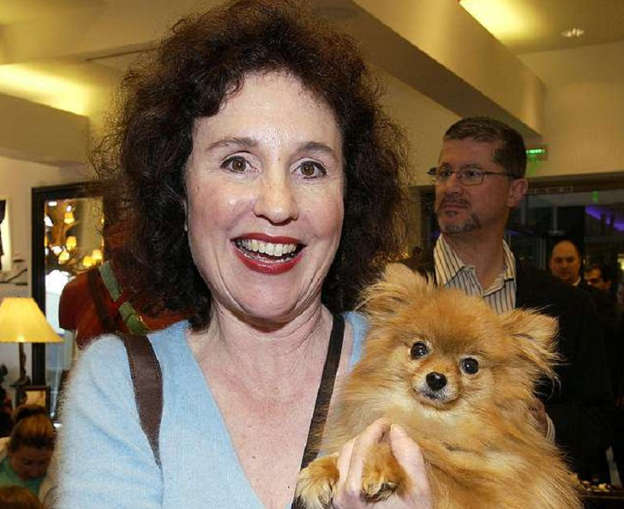 Madeline Bernstein Pictured With Her Dog Mocha Has Condemned The Pority Of So