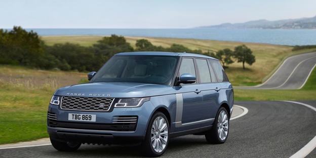 2018 Land Rover Range Rover Safety Driver Assistance And Warranty