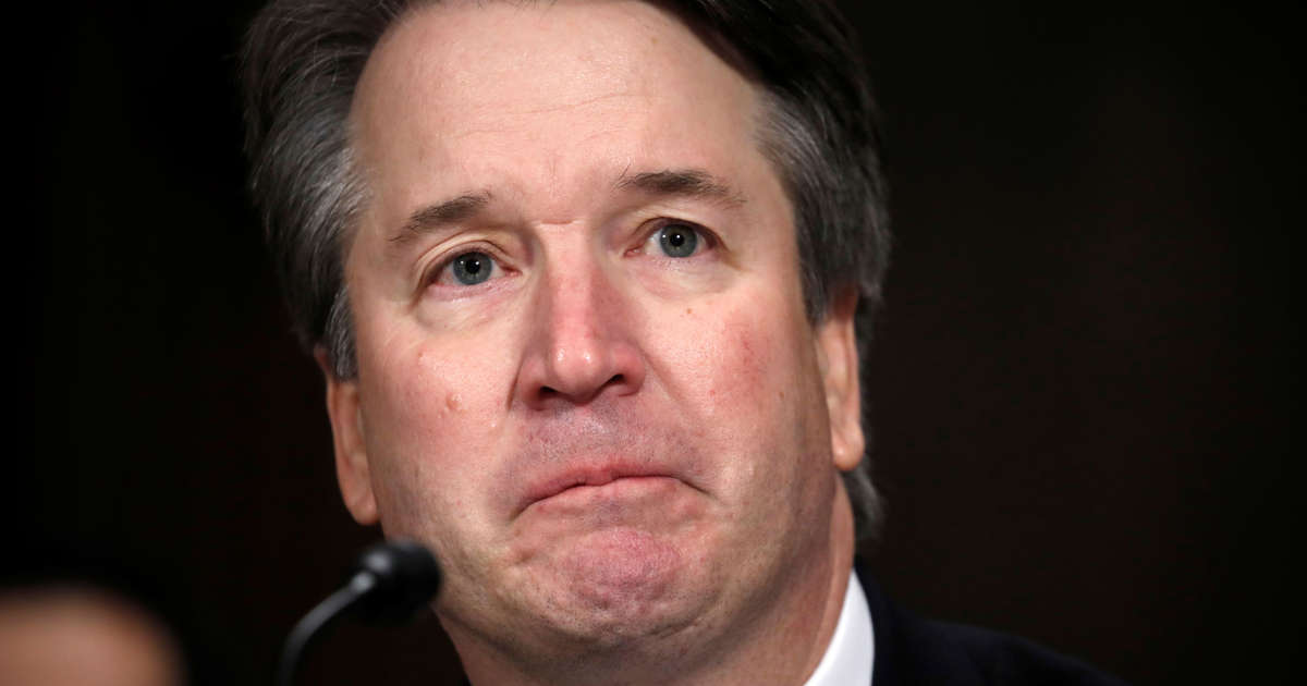Brett Kavanaugh vote: Senate committee approves Supreme Court nominee after  sexual assault allegations