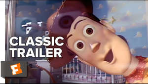 Toy Story (1995) Trailer #1: Check out the trailer starring Tom Hanks, Tim Allen, and Don Rickles! Be the first to watch, comment, and share old trailers dropping @MovieclipsClassicTrailers.  ► Buy or Rent on FandangoNOW: https://www.fandangonow.com/details/movie/toy-story-1995/MMV882A2F4B046A415D92BA8EA1DD02637B8?ele=searchresult&elc=toy%20story&eli=3&eci=movies?cmp=MCYT_YouTube_Desc   Watch more Classic Trailers: ► Classic Remade Films Playlist http://bit.ly/2nQX1eG  ► Classic Superhero Films Playlist http://bit.ly/2o3saxE  ► Classic Movie Adaptations Playlist http://bit.ly/2oSfo2o   Woody (Tom Hanks), a good-hearted cowboy doll who belongs to a young boy named Andy (John Morris), sees his position as Andy's favorite toy jeopardized when his parents buy him a Buzz Lightyear (Tim Allen) action figure. Even worse, the arrogant Buzz thinks he's a real spaceman on a mission to return to his home planet. When Andy's family moves to a new house, Woody and Buzz must escape the clutches of maladjusted neighbor Sid Phillips (Erik von Detten) and reunite with their boy.  Subscribe to CLASSIC TRAILERS: http://bit.ly/1u43jDe We're on SNAPCHAT: http://bit.ly/2cOzfcy Like us on FACEBOOK: http://bit.ly/1QyRMsE Follow us on TWITTER: http://bit.ly/1ghOWmt  Welcome to the Fandango MOVIECLIPS Trailer Vault Channel. Where trailers from the past, from recent to long ago, from a time before YouTube, can be enjoyed by all. We search near and far for original movie trailer from all decades. Feel free to send us your trailer requests and we will do our best to hunt it down.