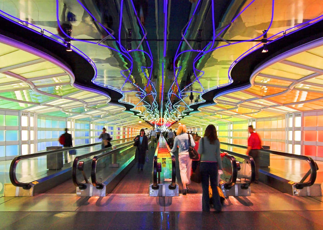 Coolest Airports That Are Worth the Layover