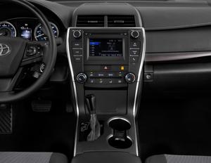 Toyota Camry 2017 Interior
