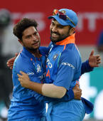 Good news for Rohit, Kuldeep