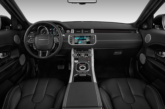 2015 Land Rover Range Rover Evoque Pure 5 Door Interior Photos Msn