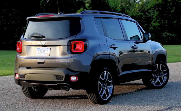 2019 Jeep Renegade Updated With Better Looks More Features And A