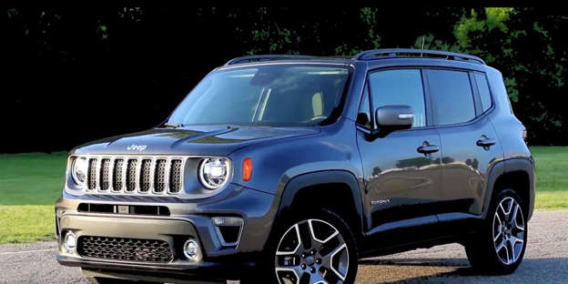 The 2019 Jeep Renegade Looks Better And Gets A New Engine S Smallest Suv