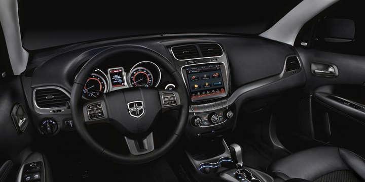 Dodge Journey Interior >> 2019 Dodge Journey Interior And Passenger Space
