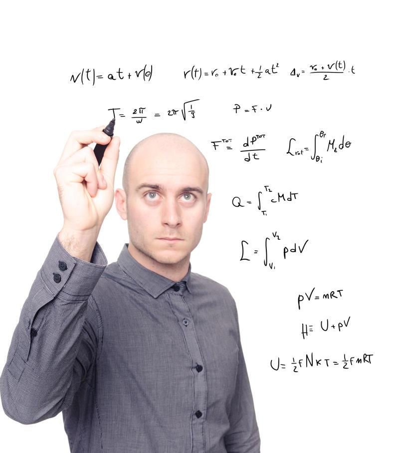 Physics Scientist at work