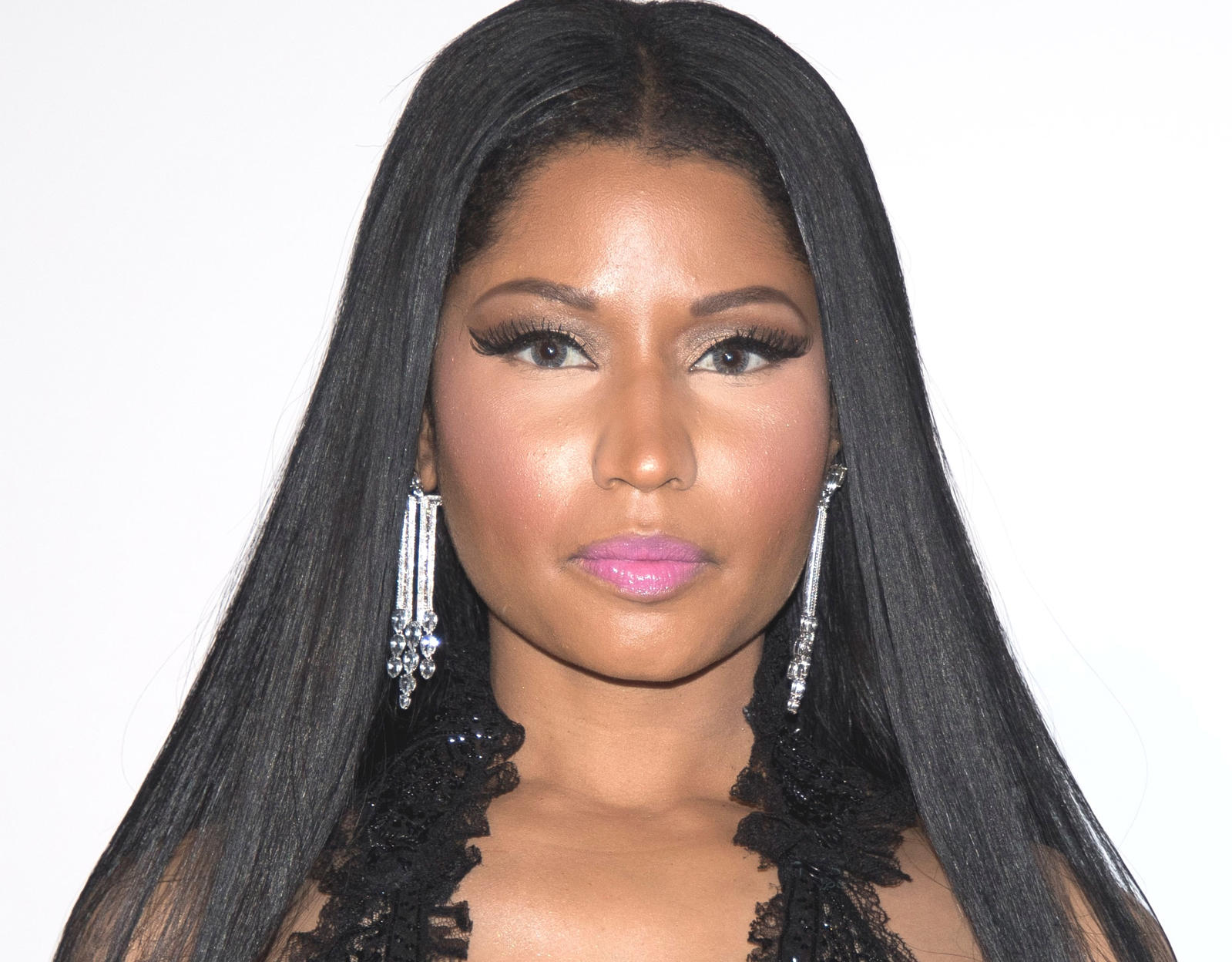 Nicki Minaj was allegedly attacked by fellow rapper Cardi B during a New York Fashion Week party last month.