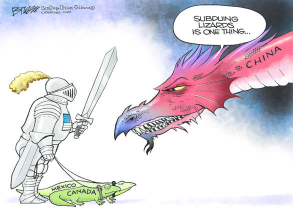 Slide 42 of 92: Steve Breen/The San Diego Union-Tribune
