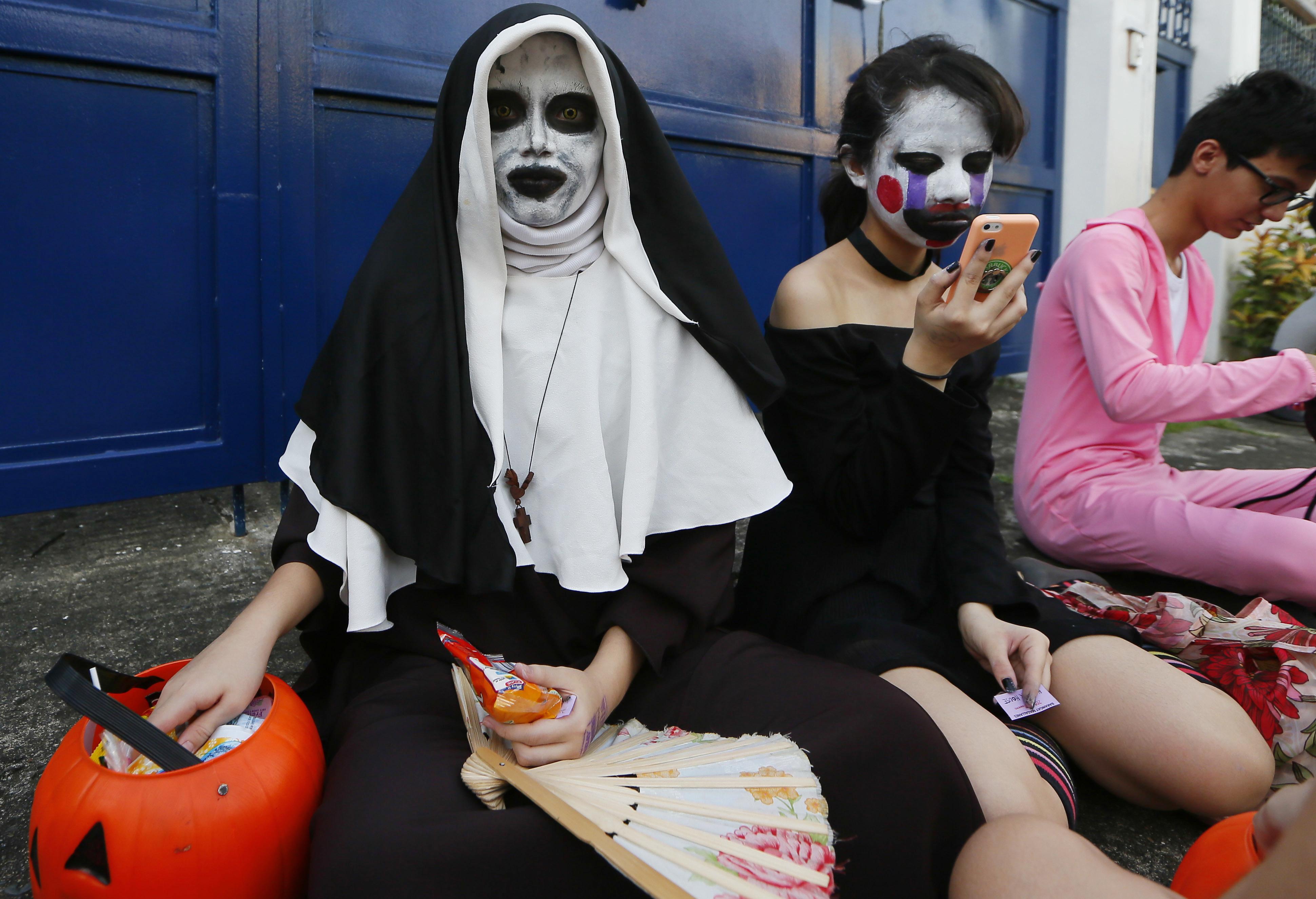 Disfraces para halloween mujeres chile
