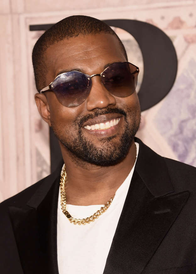 c7c4dd54206c5 Kanye West Celebrates Dad  Beating Cancer  by Eating Bugs   No More Fear