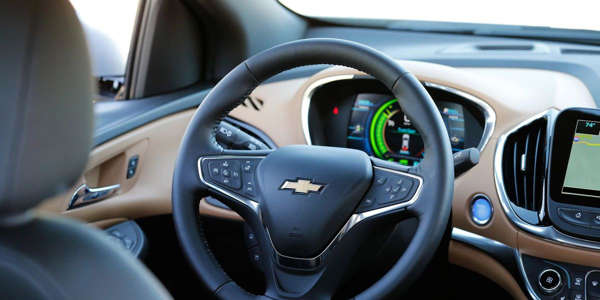 2019 Chevrolet Volt Safety Driver Assistance And Warranty