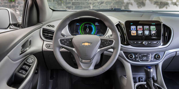 Fuel Economy And Driving Range The Chevrolet Volt Has Noteworthy All Electric Among