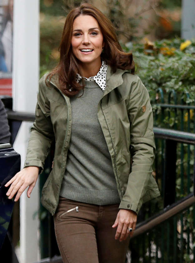 3c241618904bd Revealed: Why Kate ALWAYS sports a new hairstyle when she returns from  maternity leave - and it's all about feeling empowered after giving birth