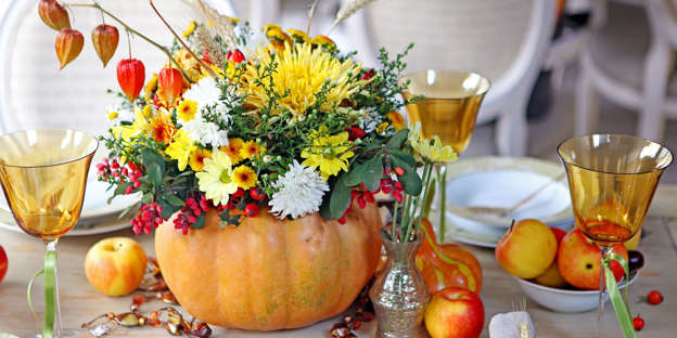 Outstanding 40 Thanksgiving Centerpieces That Will Make Your Table Shine Download Free Architecture Designs Rallybritishbridgeorg