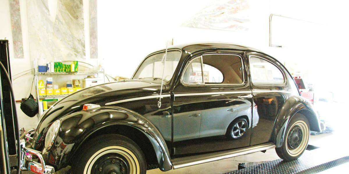 Million-Dollar Beetle? Thats the Asking Price for This 1964 Volkswagen Bug