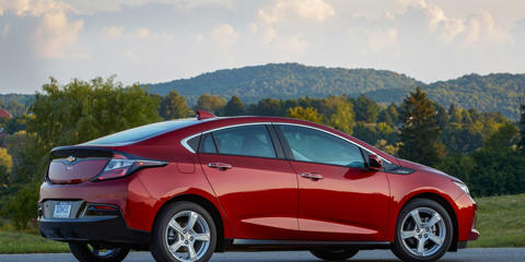 The Chevrolet Volt has anonymous styling for a plug-in hybrid, and where's the fun in driving one if no one knows it's special?