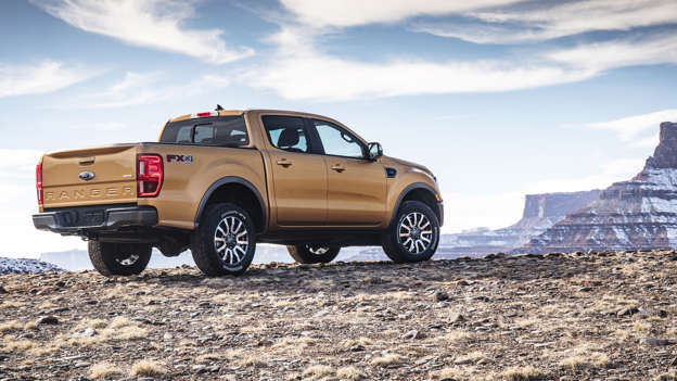 2019 Ford Ranger fuel economy leaks
