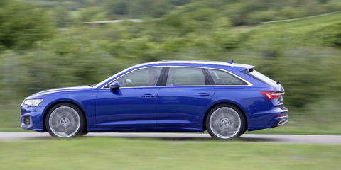 Audi's new A6 Avant is not sold in the United States, but we still want it.