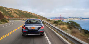 Safety and Driver Assistance: With top marks from both of America's leading safety agencies, the Mercedes-Benz E-class is a good choice for wealthy families concerned about crash protection.