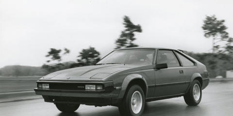 Back in 1983, we were given a Toyota Supra to test for 30,000 miles. And we didn't give it back when we were supposed to.