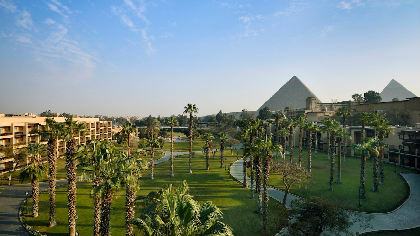 Slide 45 of 77: Marriott Mena House (Cairo, Egypt)