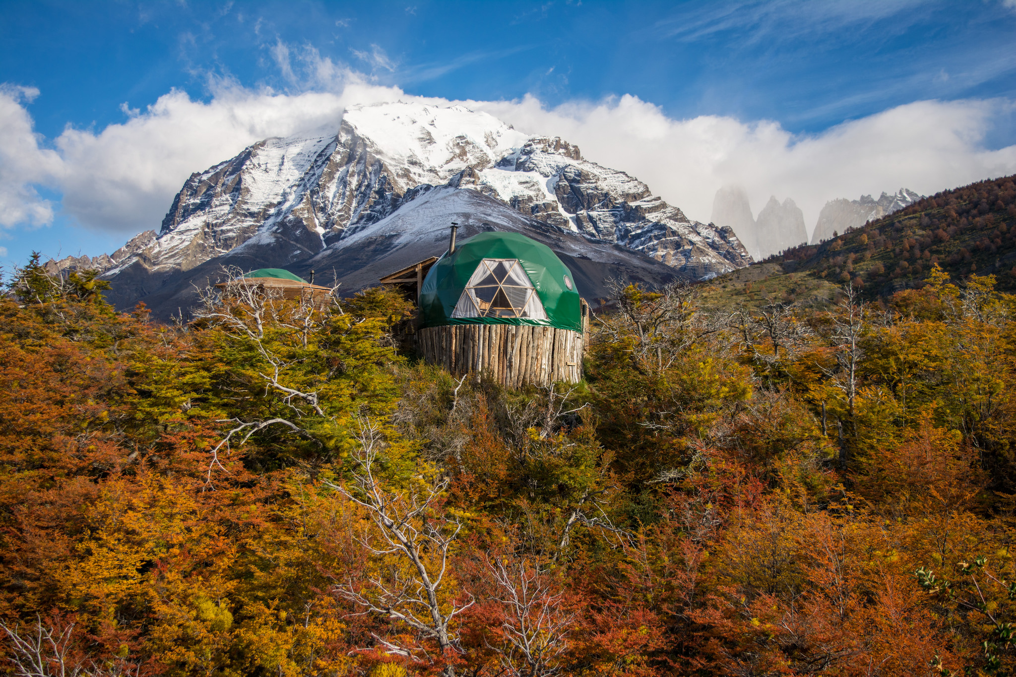 Slide 51 of 77: EcoCamp Patagonia (Torres del Paine, Chile)