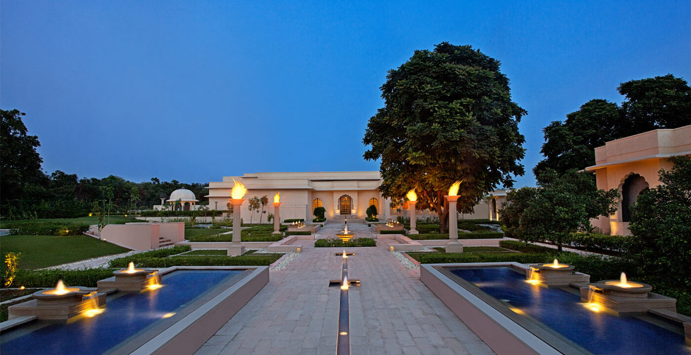 Slide 39 of 77: Oberoi Sukhvilas Resort & Spa (Chandigarh, India)