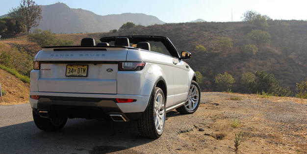 2018 Range Rover Evoque Warranty And Maintenance Coverage