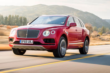 2019 Bentley Bentayga W12 Sport Utility Vehicle Automatic Reviews