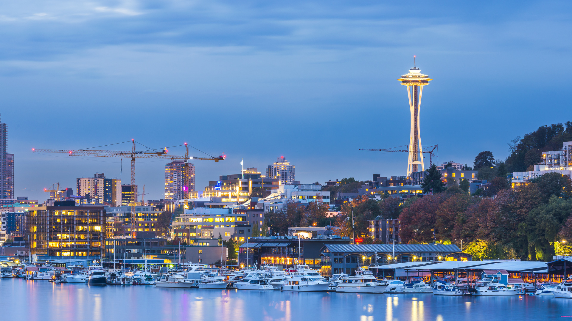Slide 14 of 32: Meals: $360Drinks (including beer): $57.183-night hotel stay: $430Airfare: $663.68Seattle can be a pricey city to visit — unless you learn how to travel on a budget. For example, skip the taxi and take the Link light rail instead. The line between Angle Lake and the University of Washington includes an airport stop and also has stations at popular sites including Chinatown and Pioneer Square. Adult fares range from $2.25 to $3.25, depending on trip distance.